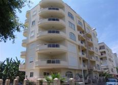 Просторные апартаменты в Алании - Махмутларе