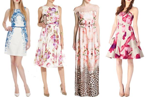 Модные модели платьев 2017