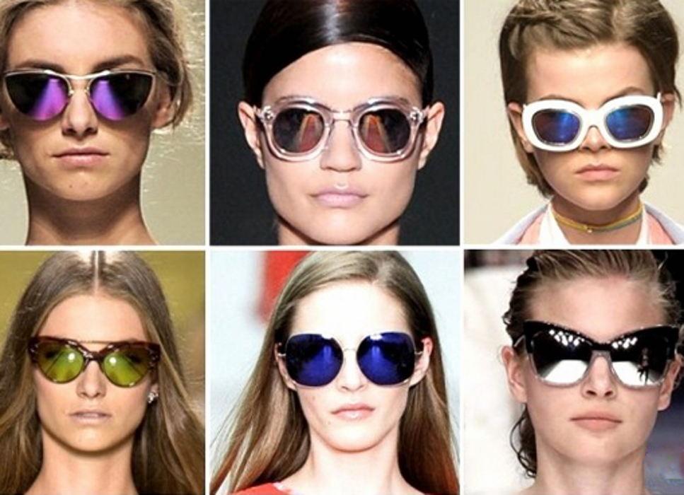 Женские очки 2019 - солнцезащитные весны и лета от солнца 61d3c90a2ae