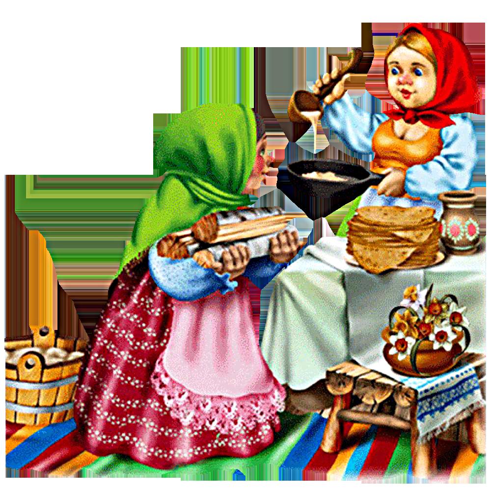 Праздник Масленица в 2018 году