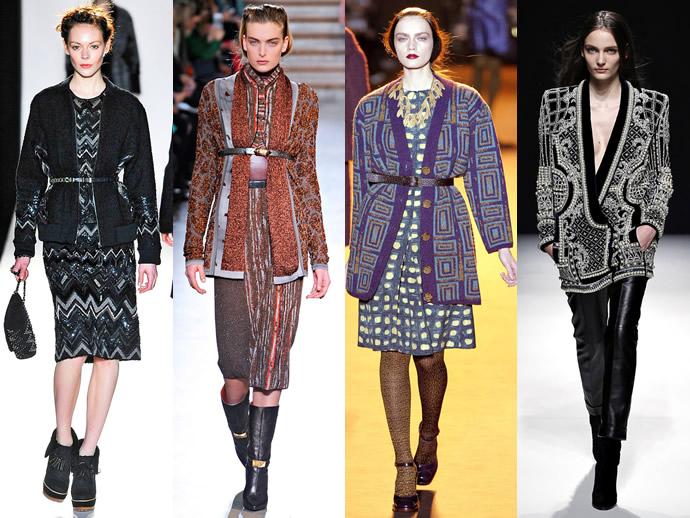 Мода вязания 2017 - модели женщинам