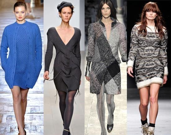 Модные модели вязаные 2017