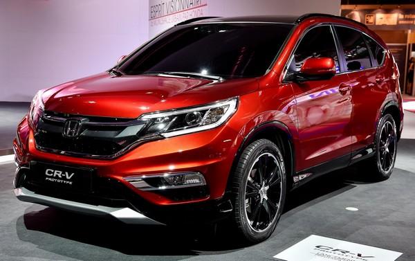 Новинки авто 2018 - Хонда СРВ (CR-V)