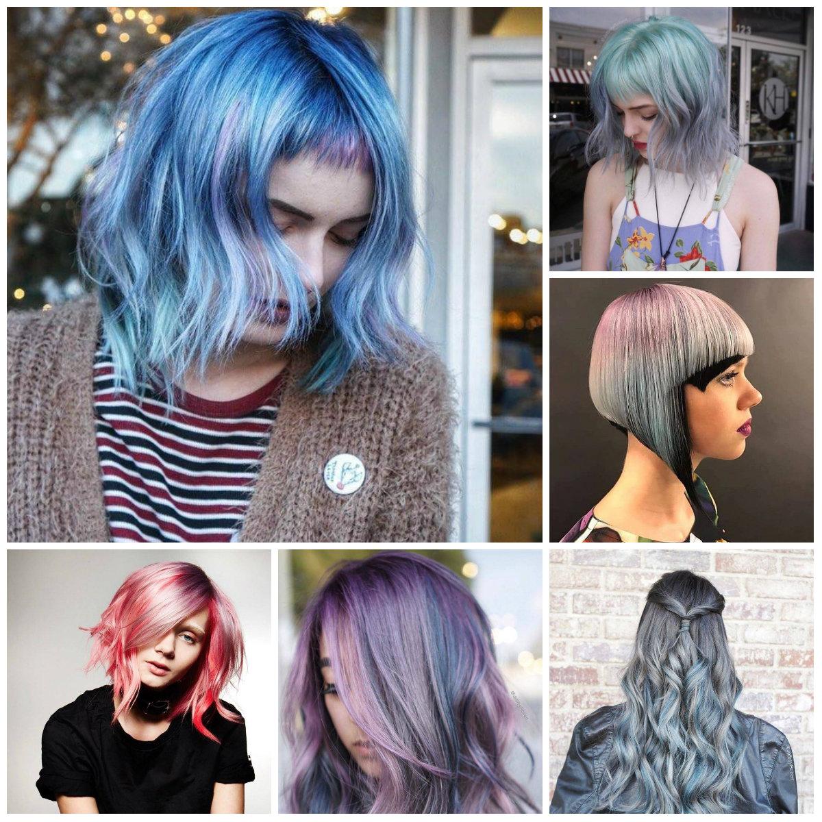 Завивка и покраска волос в декабре 2019 года рекомендации