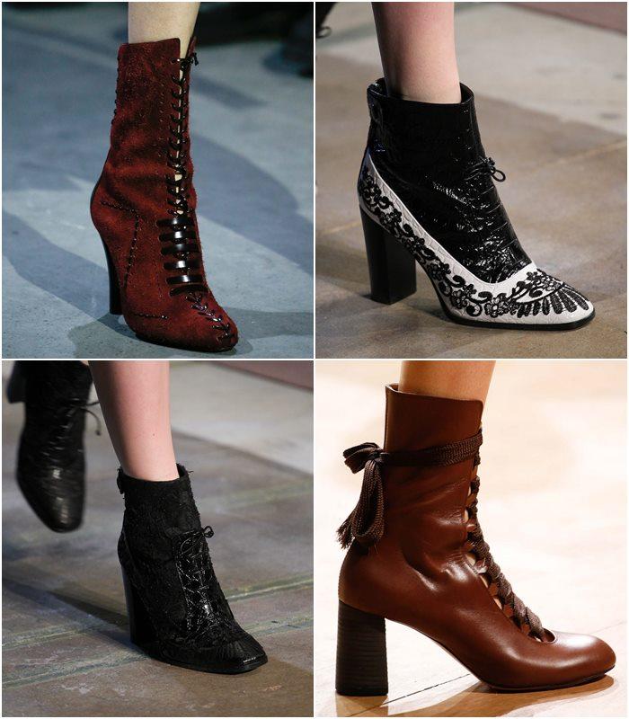 Осенняя обувь 2019 женская изоражения