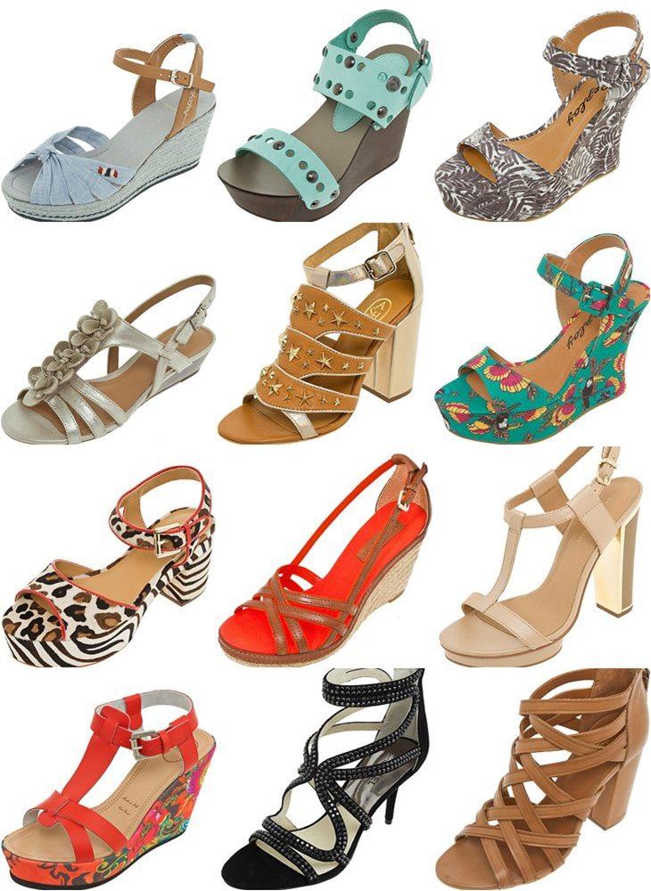 Модная летняя обувь 2017 женские
