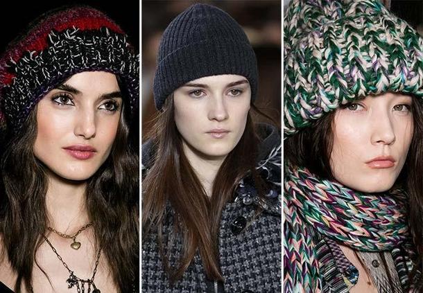 Связать женскую шапку 2017