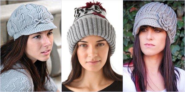 Вяжем женскую шапку 2017