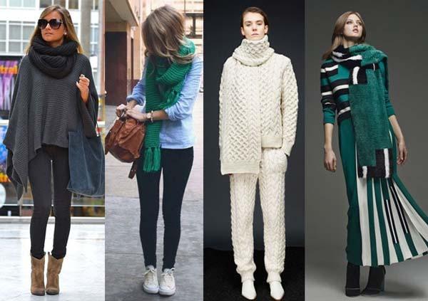 Вязание спицами 2017 - новинки модели