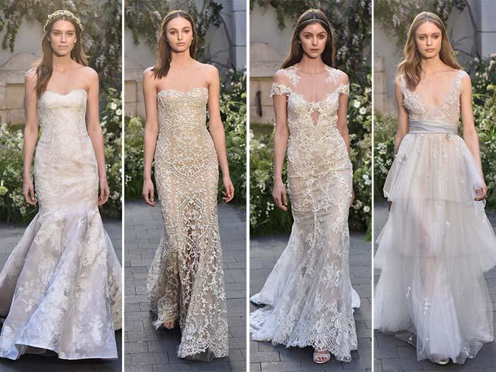 Красивые Платья На Свадьбы 2017