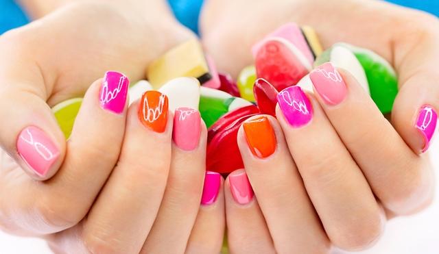 Дизайн ногтей френч фото новинки весна 2016-2017