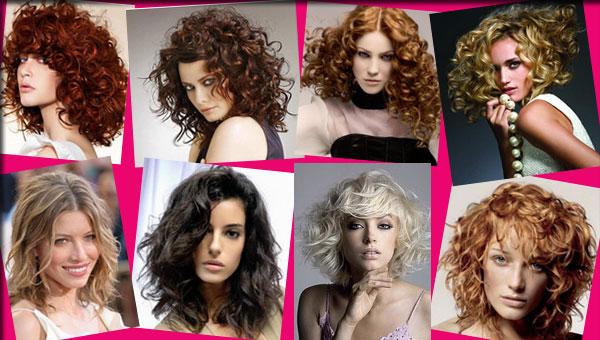 стрижки на вьющиеся волосы тенденции на 2016 фото
