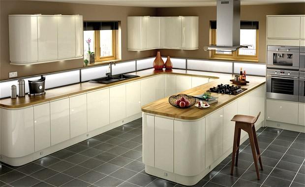 Дизайн кухни 2020, фото интерьера для дома