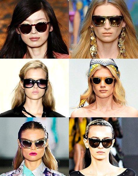 Женские очки 2017 года