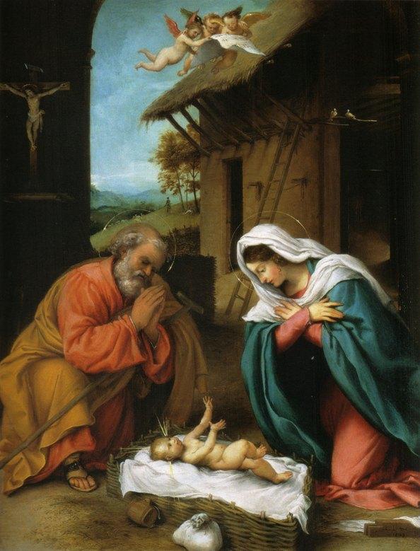 Рождество Христово 2018 года