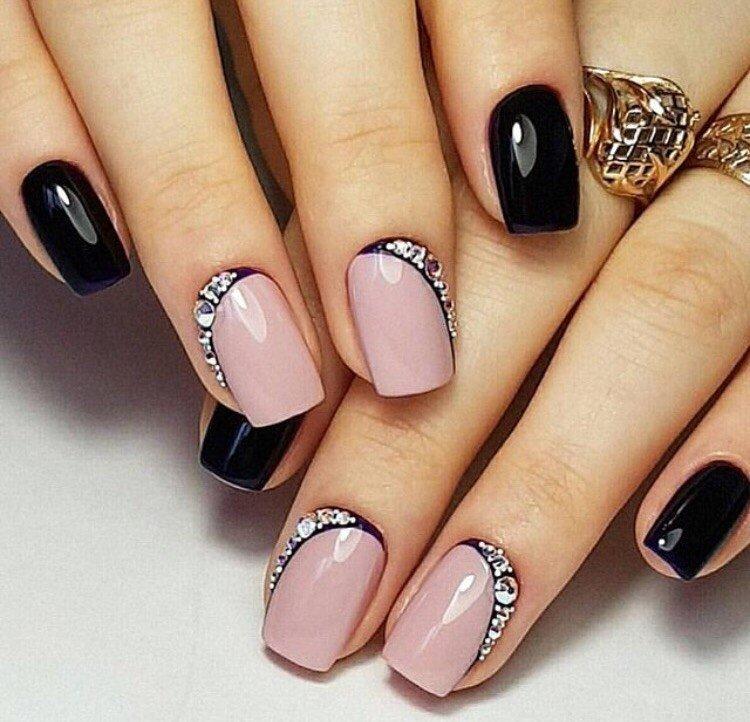 фото красивых ногтей с рисунком гель лаком сорвал