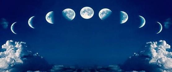 Фазы Луны 2021 календарь фаз по дням, месяцам, таблица сегодня и сейчас, даты календаря с фазами