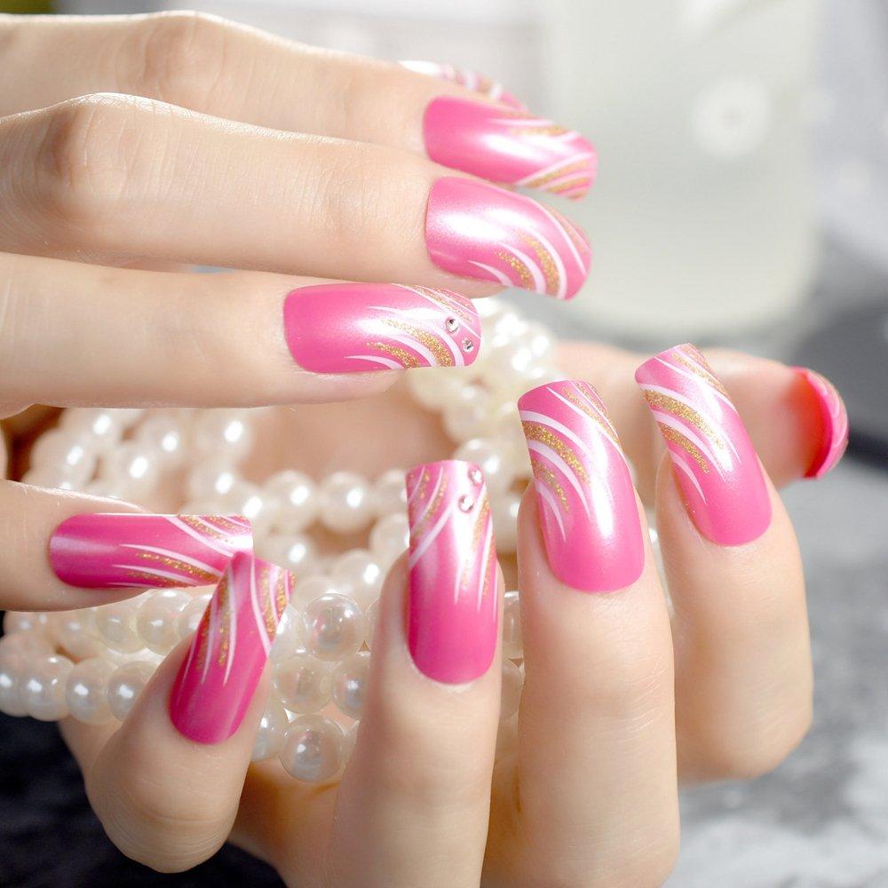 официально показать дизайн накладных ногтей фото позволяют