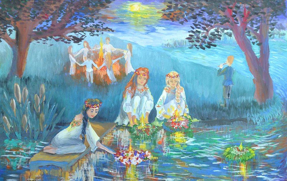 Картинки праздник ивана купалу
