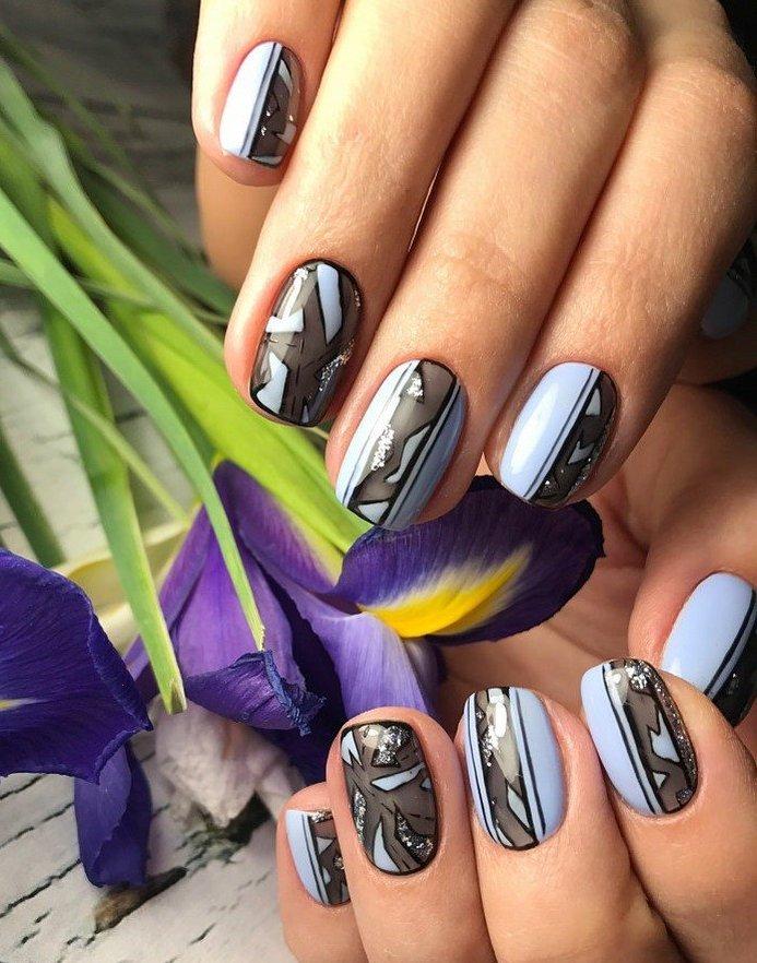 Дизайн ногтей картинки модные